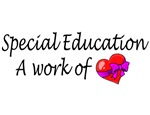 Special Education, A Work Of Love