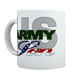 US Army Son Stars & Stripes Mugs & Gifts