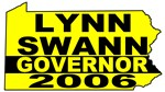 Lynn Swann PA Governor 2006 T-shirts & Gifts