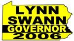 Lynn Swann PA Governor 2006 T-shirts & Gifts