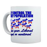 Donkey Population (Anti-Liberal) Gifts