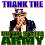 Got Freedom? Thank the US Army T-shirts & Gifts