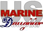 USMC Daughter Stars & Stripes