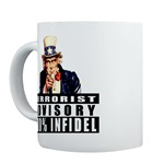 100% Infidel Uncle Sam Gifts
