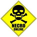 Necromancer Online T-shirts, Merchandise & Gifts