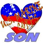 U.S. Marine Corps Son T-shirts & Gifts