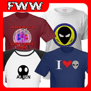Area 51 Science Fiction Designs, T-shirts & Gifts