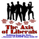 Axis of Liberals! T-shirts & Gifts