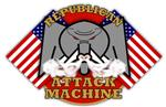 Republican Attack Machine (2005) T-shirts & Gifts