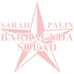 Sarah Palin Barracuda Squad T-shirts & Gifts