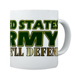 United States Army Mugs & Gifts