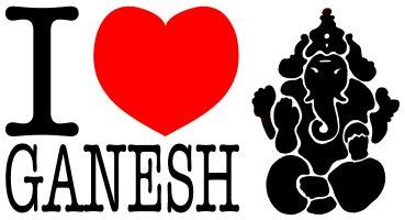 I Love Ganesh