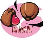 You Need Me - Chocolate Cherries