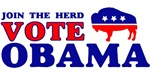 Join the Herd: VOTE OBAMA