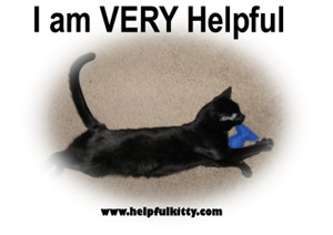 Toby the Helpful Kitty & Friends