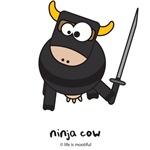 ninja cow