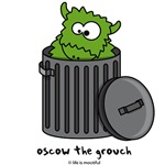 Oscow the grouch