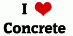 I Love Concrete