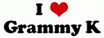 I Love Grammy K