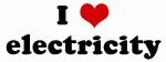 I Love electricity