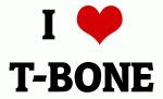 I Love T-BONE