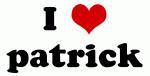 I Love patrick