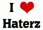 I Love Haterz