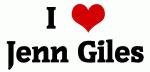 I Love Jenn Giles