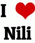 I Love Nili