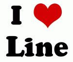 I Love Line