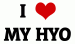 I Love MY HYO
