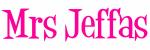 Mrs Jeffas