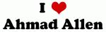 I Love Ahmad Allen