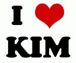 I Love KIM