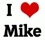 I Love Mike