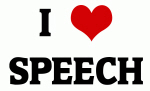 I Love SPEECH