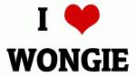 I Love WONGIE