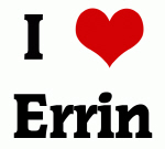 I Love Errin