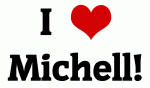 I Love Michell!