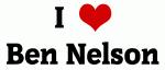 I Love Ben Nelson