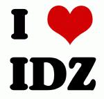 I Love IDZ