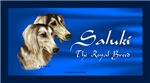 Saluki items with this design