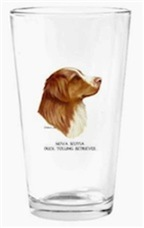 Toller Drinking Glasses and Shot Glasses