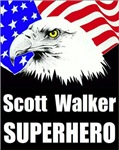 Scott Walker Superhero