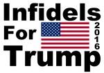 Infidels for Trump 2016