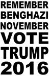 Remeber Benghazi Vote Trump
