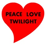 Twilight Peace Love Twilight