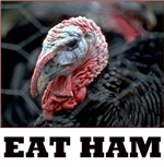 Funny Thanksgiving Eat Ham
