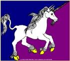 Colourful Unicorn