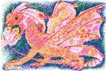 Little Jewelled Dragon